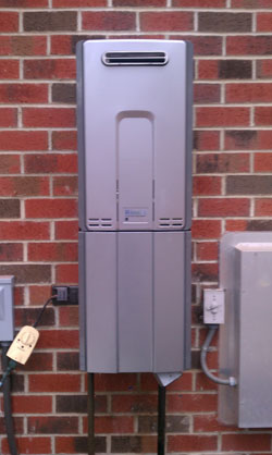 Tankless Water Heater Greensboro Repair And Installation
